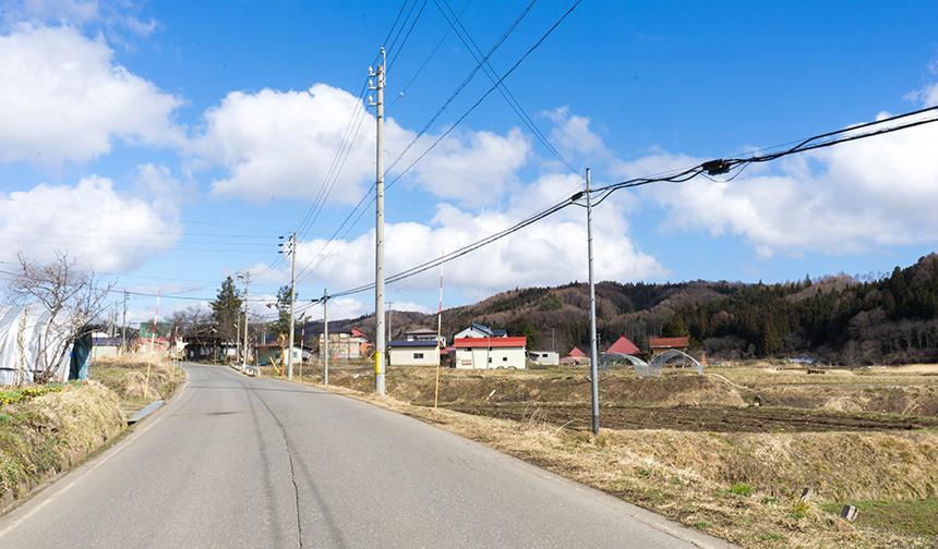 施設周辺の景色の画像