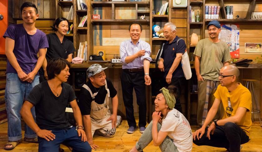 信濃町町民の手でつくるフェス!第一回シナノフェス開催します!