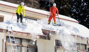 「雪国」と呼ばれる信濃町の冬の生活は大変?