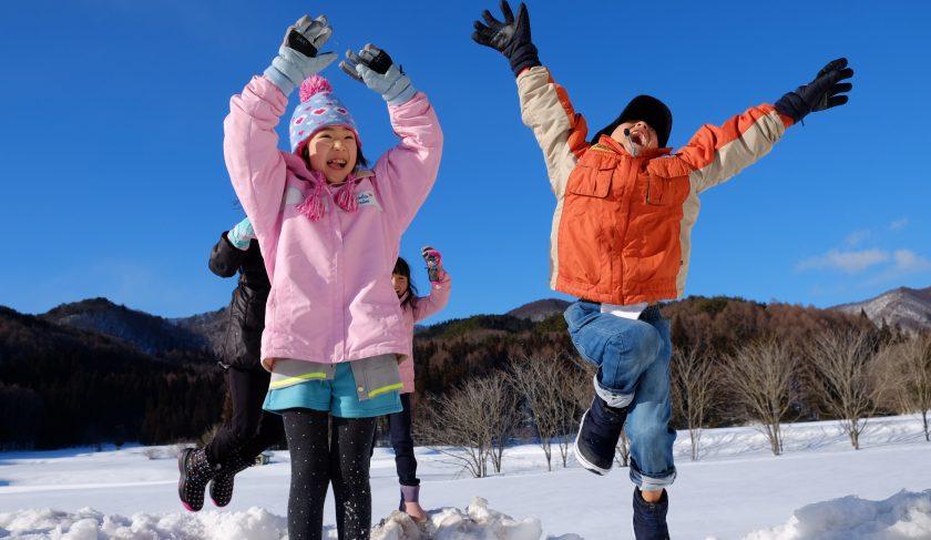 【2/10,11 ツアー開催】 シナノユキアソビ 〜オリジナルの雪の公園づくり!〜