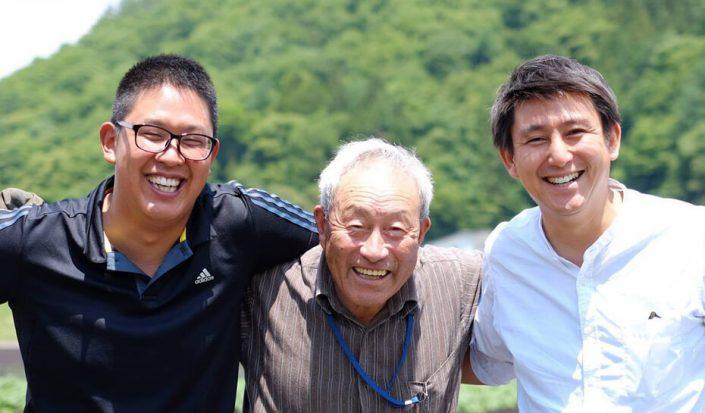 家族のように迎えてくれる人がいる信濃町で、人とふれあい「匂い」のある大人になってほしい~森田次郎さんの取り組み~