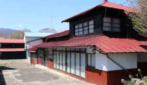 畑・倉庫付きの古民家