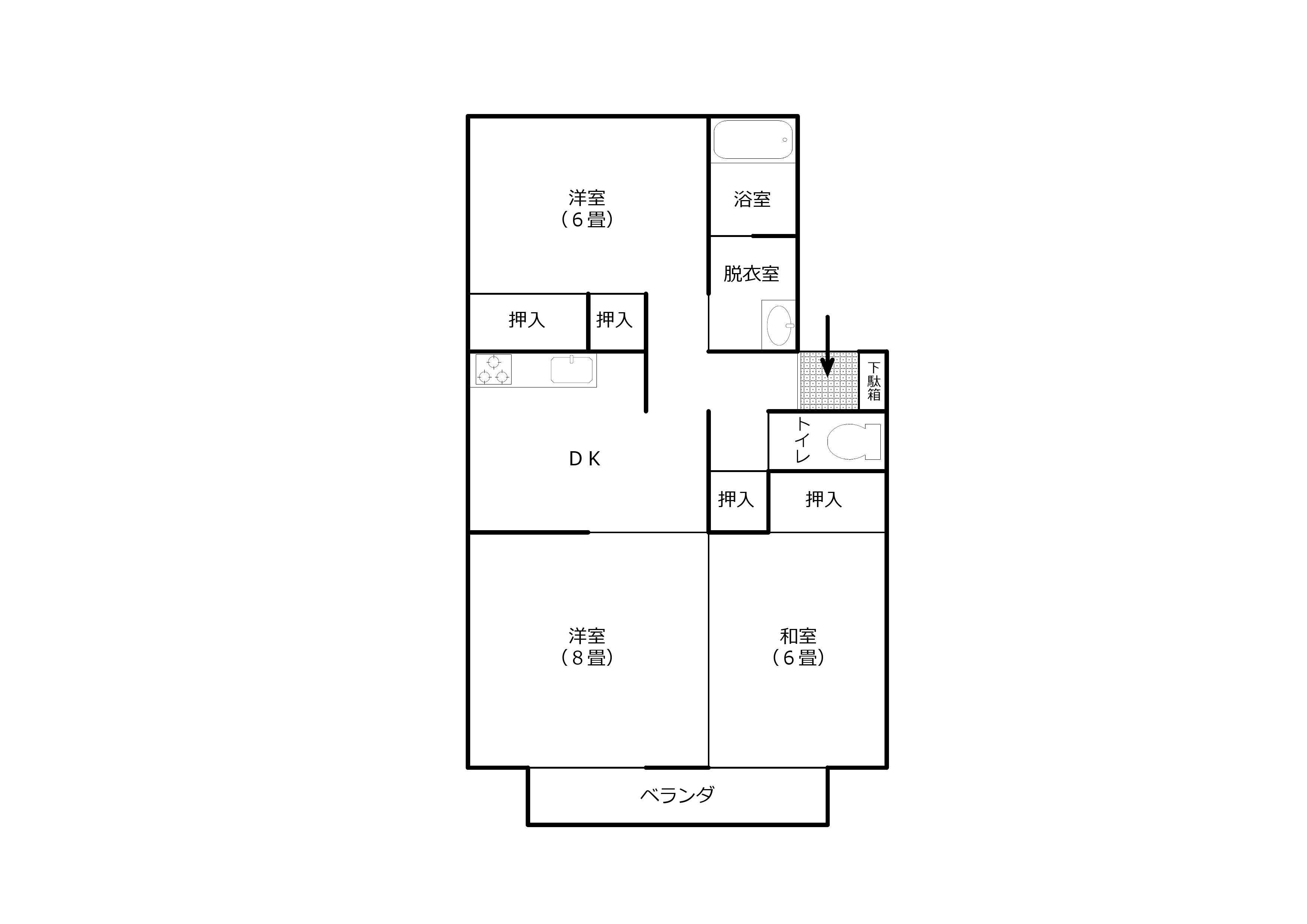 D-207号室