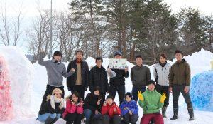 【ツアーレポート】2/2-3開催!「真っ白な雪国でトレジャーBBQ!」