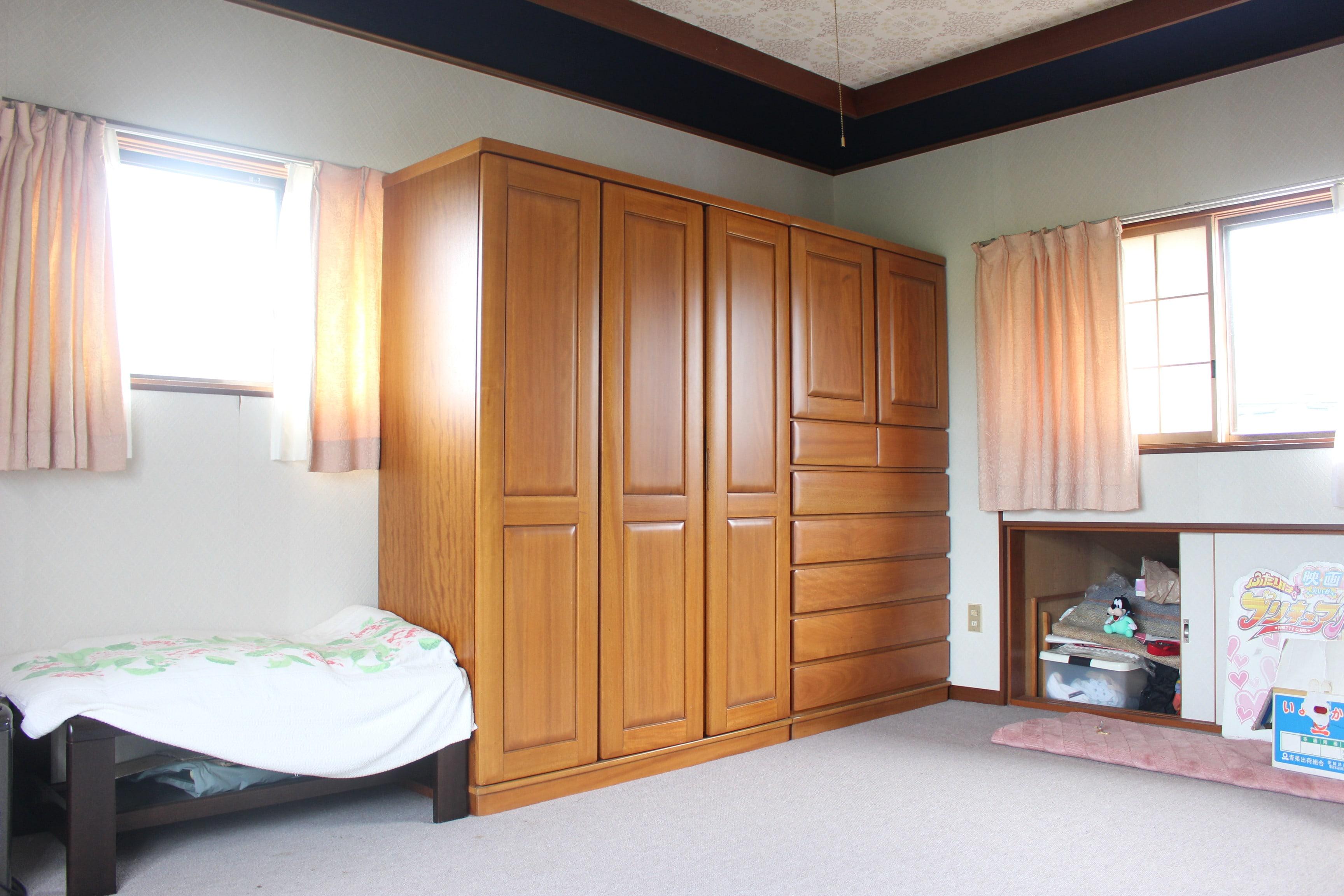 2階は2部屋