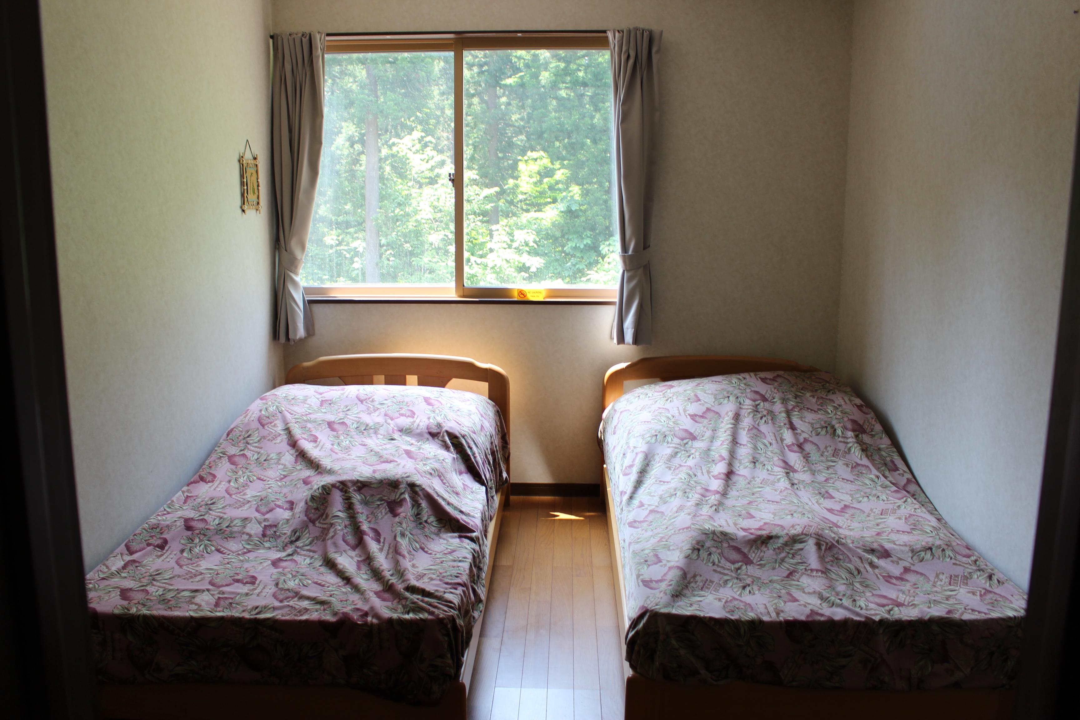 どのお部屋も綺麗に整えられた状態です