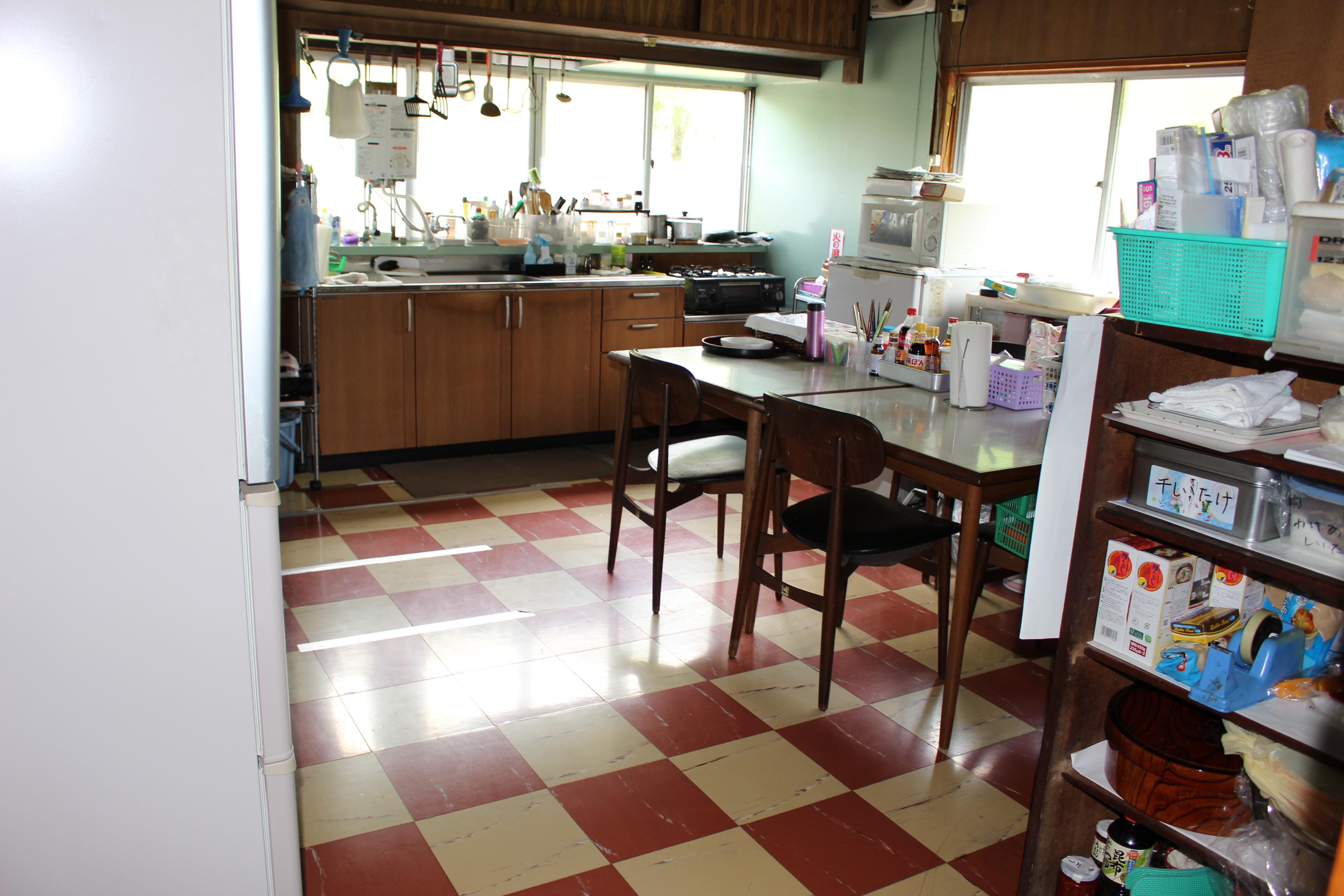 キッチンも広く使い勝手が良さそうですね