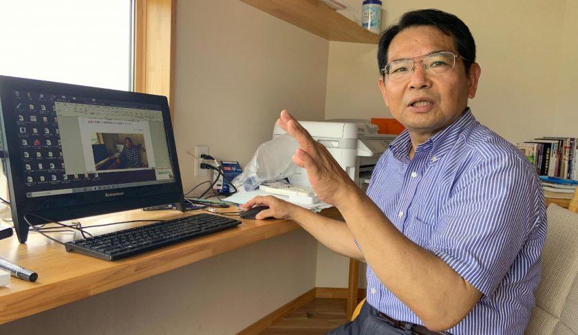 55歳で早期退職、東京→信濃町へ移住。旅行業と不動産業を起業した柏原章宏さんに取材しました