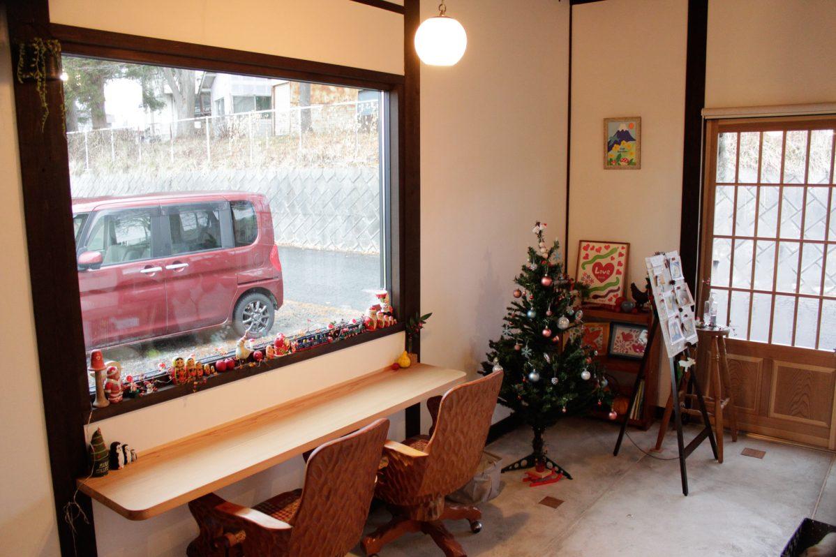 Cafe Soo&Suu...内観