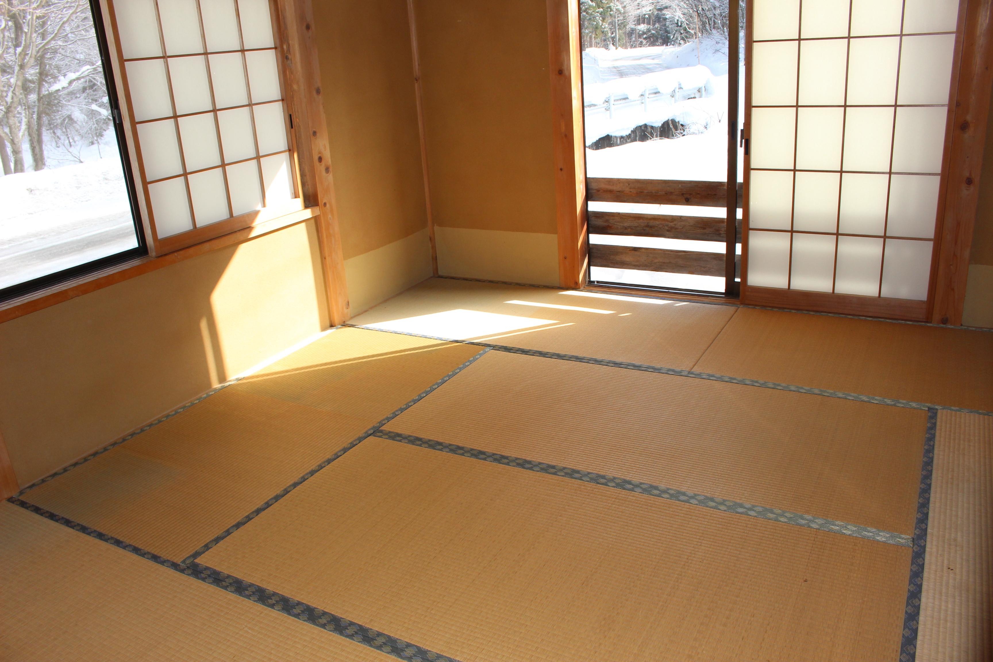 1階には和室が2部屋あります!