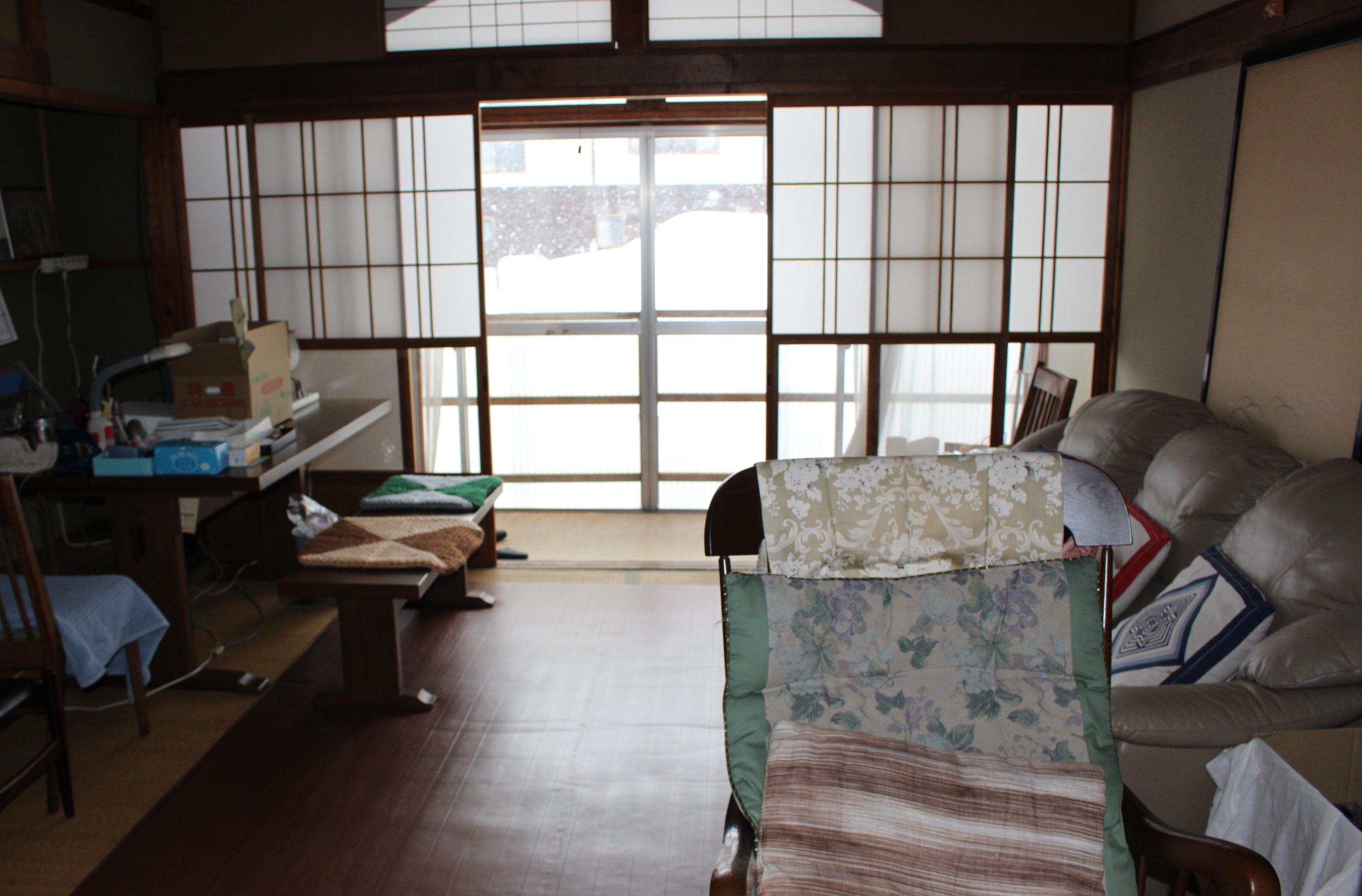1階奥和室